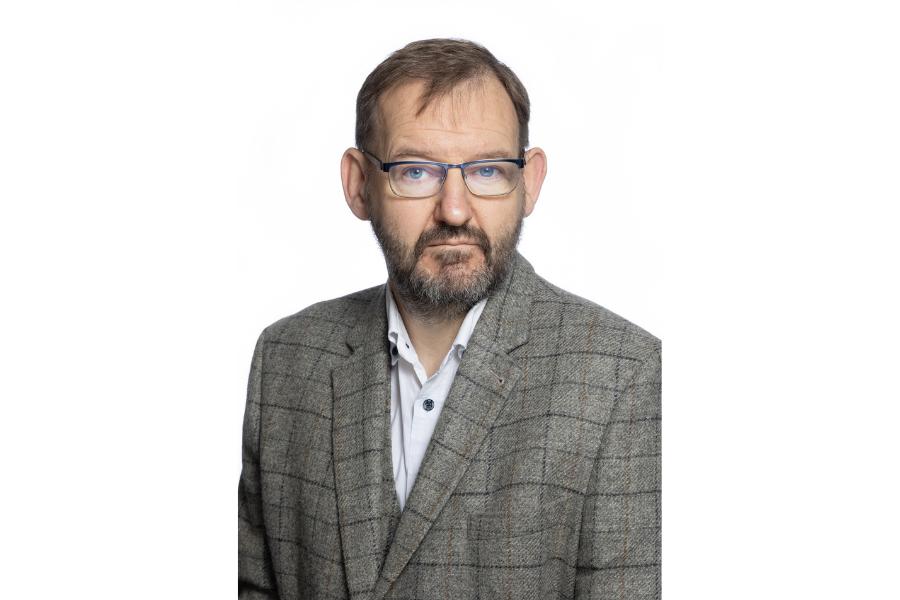 Dr Patrick Harrison